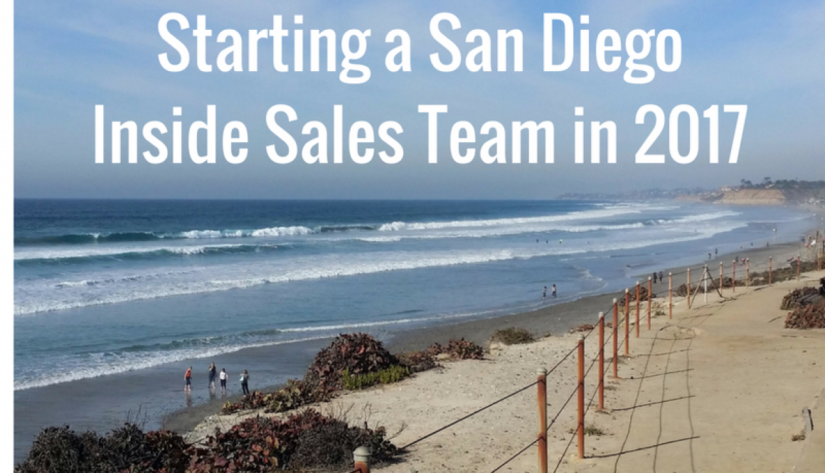Inside Sales Team in San Diego