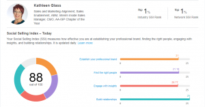 How to improve your LinkedIn Social Selling Index (SSI) Score