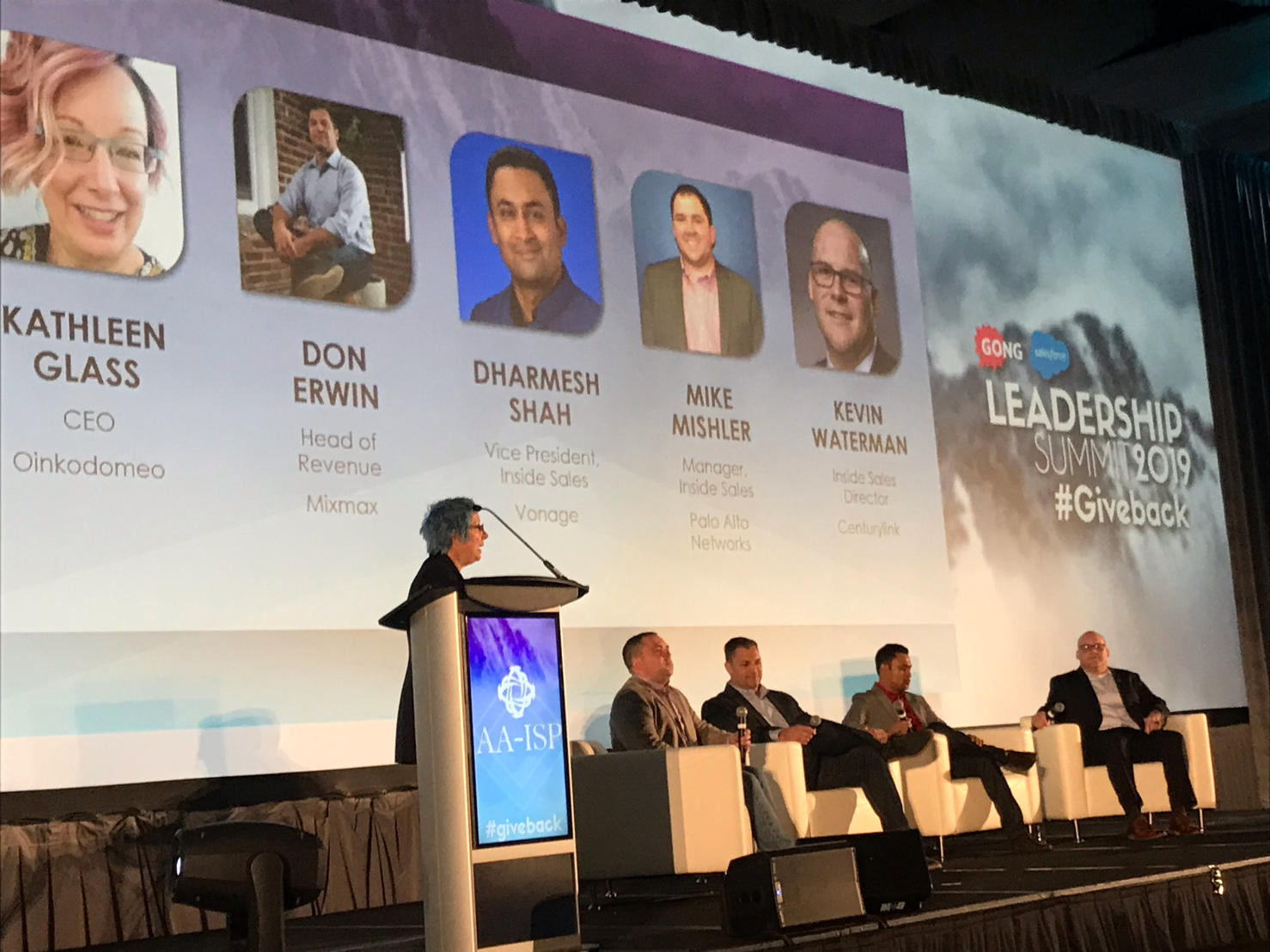 LS2019 Idea Exchange: Align Your Organization with Technology